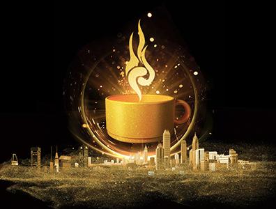 智慧财富(空气水咖啡机加盟)