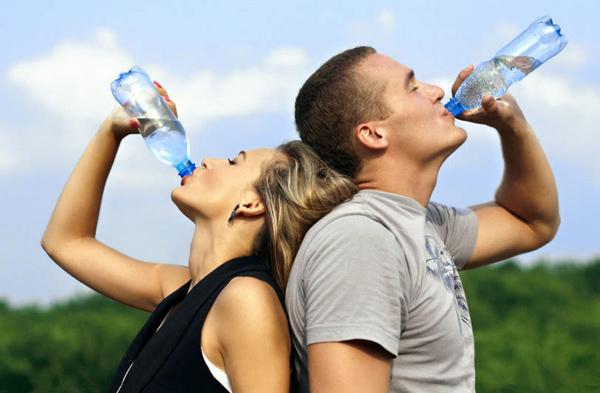 运动喝什么水