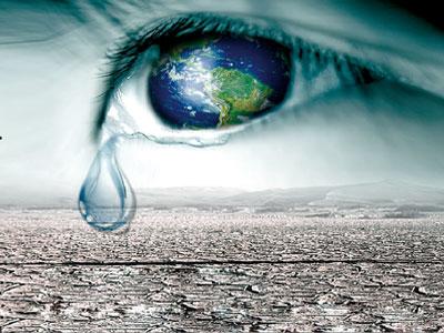 水资源紧缺