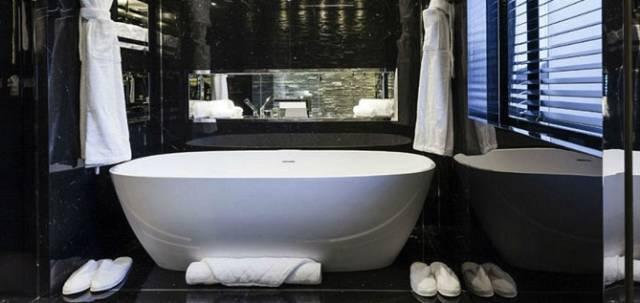 Baglietto Unicorn 浴室