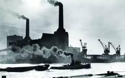 工业革命 干了这杯泰晤士河水