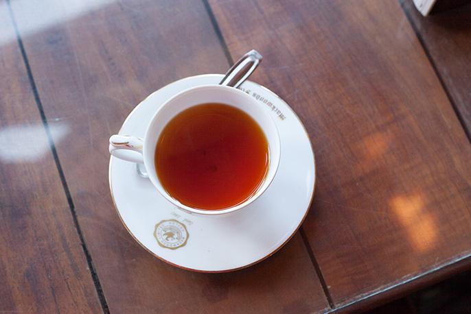 斯里兰卡喝茶