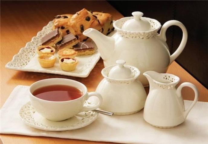 英国人喝茶