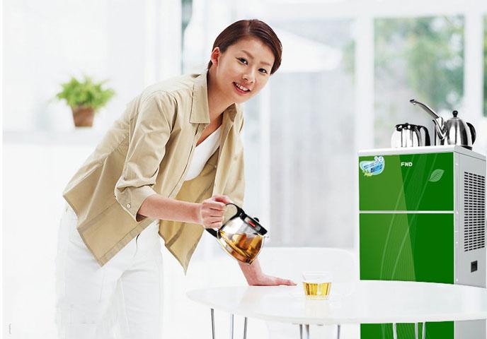 福能达空气制水机_空气水茶吧机