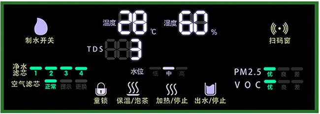 智能触控面板