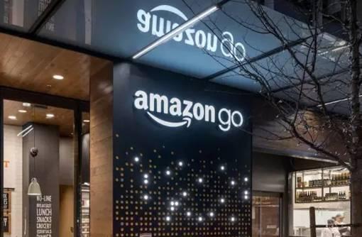 Amazon无人店
