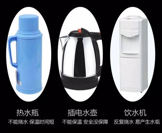 常用的烧水电器的问题