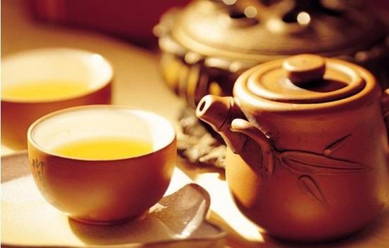 选对喝茶时机