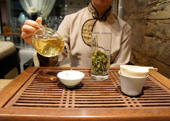 耐心才能喝好茶