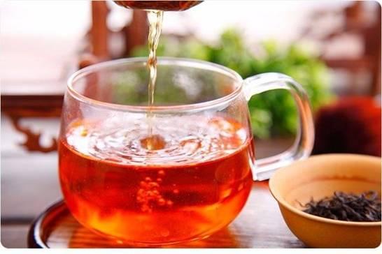 喝红茶,生热暖腹抗寒