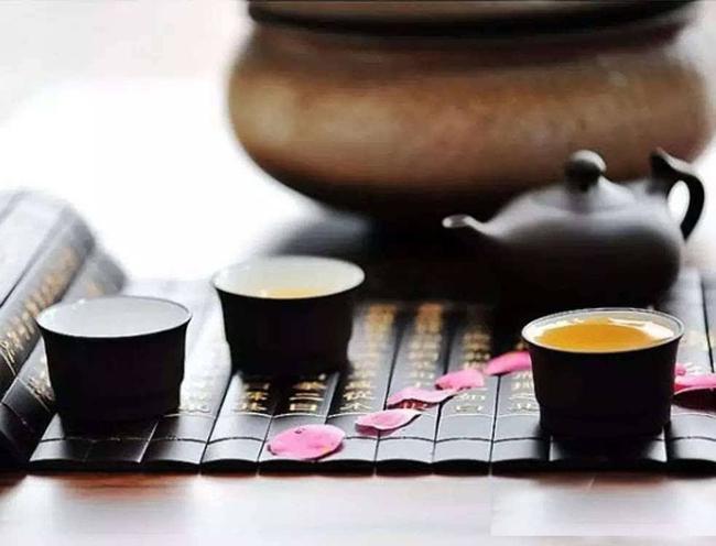 爱喝茶更有内涵
