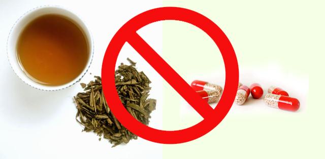 吃药不可以喝茶