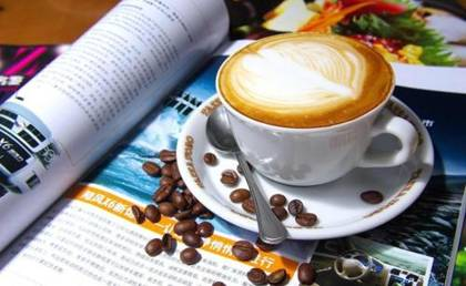 自动售咖啡