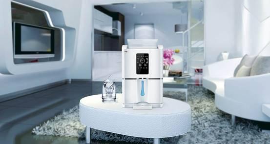 无需水源净水器——空气制水机
