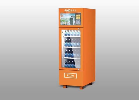 单柜自动售货机