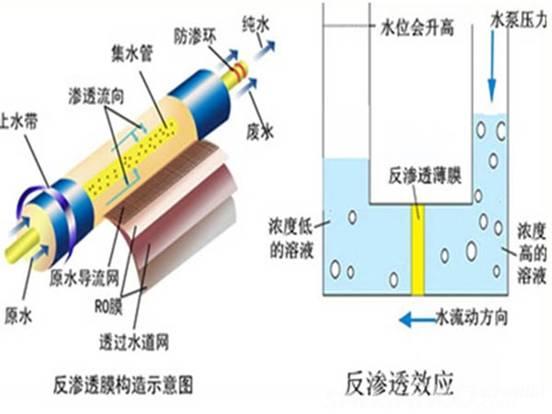 净水器的过滤功能