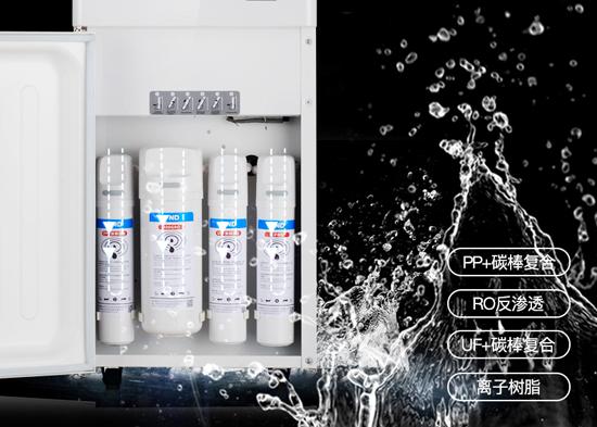 空气制水机的水过滤