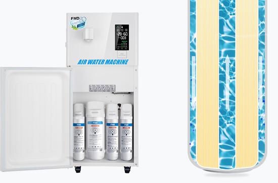 空气制水机的水路过滤滤芯