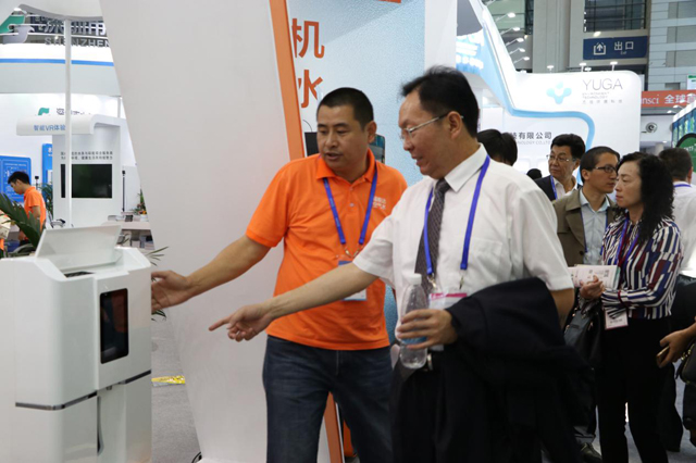 福能达的创新产品——空气制水机