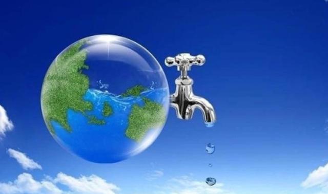"""全球正面临""""水破产""""危机"""