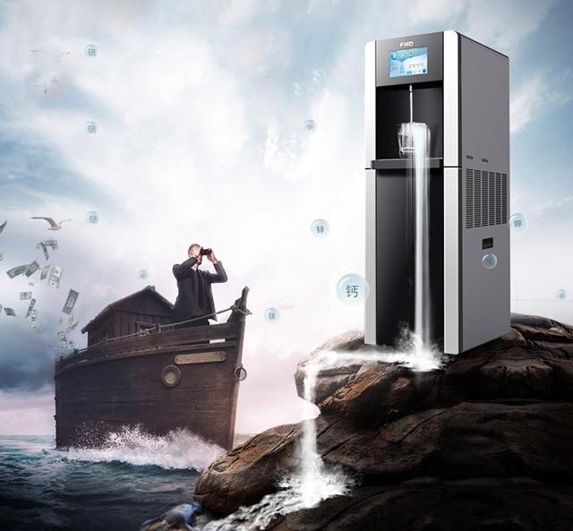 免安装 空气制水更便捷