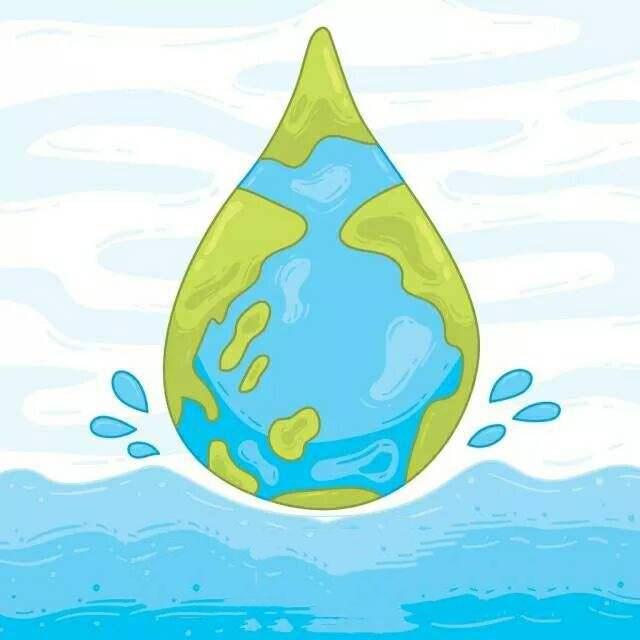 水是生命之源,一切生命都离不开水