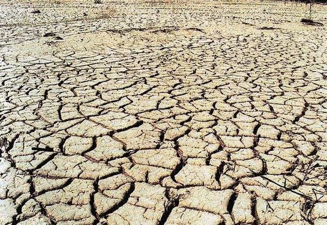 水资源贫乏