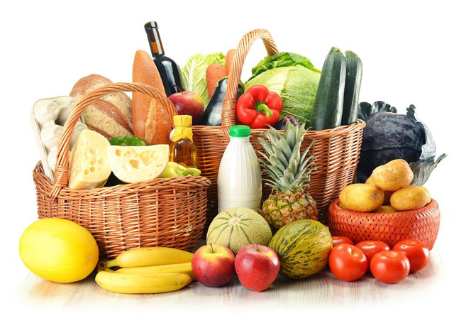 营养来自食物