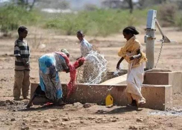 水资源短缺