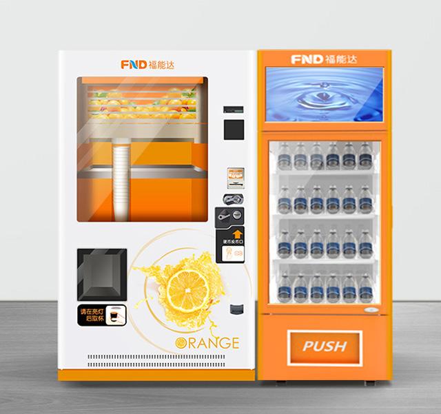 自助饮料售货机
