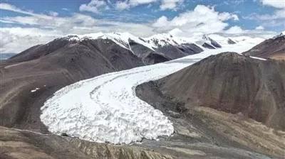 冰川消融原因
