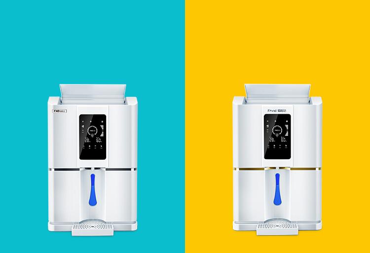 冷热空气制水机及温热空气制水机