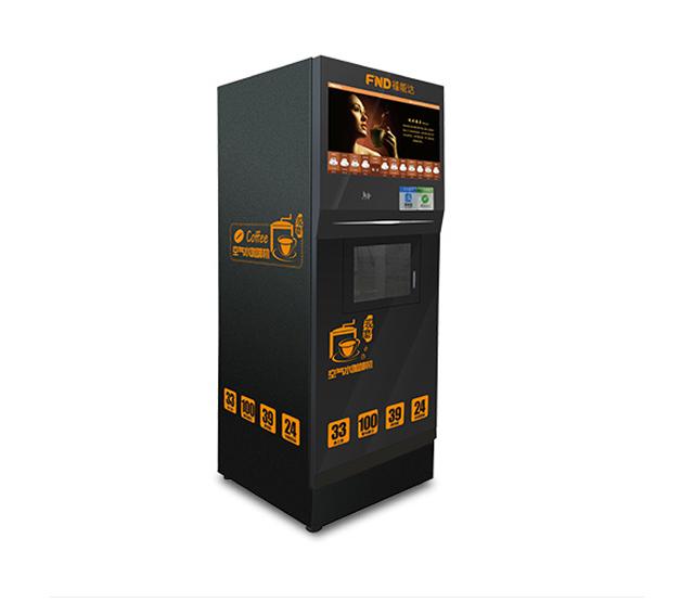 和星巴克抢生意,自动售货咖啡机赢的机会有多大?