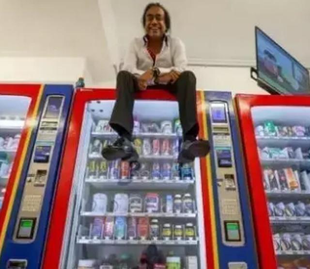 澳大利亚惊现自动售货机无人超市,自动售货机或成新零售赢家!