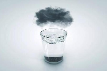 空气水是怎么形成的?
