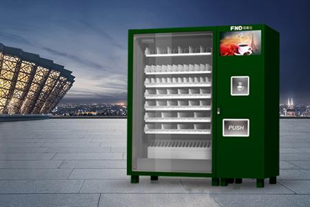 白领的吃饭问题,除了外卖、便利店,还有自动盒饭售卖机