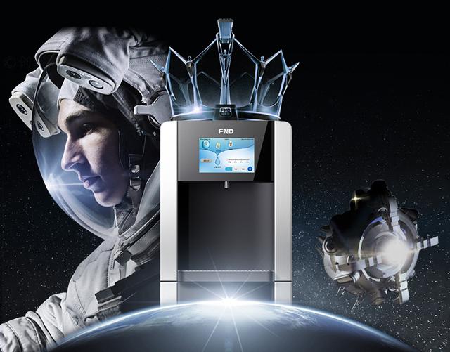 商用空气制水机诠释品质生活,高度契合市场,全面满足饮水需求